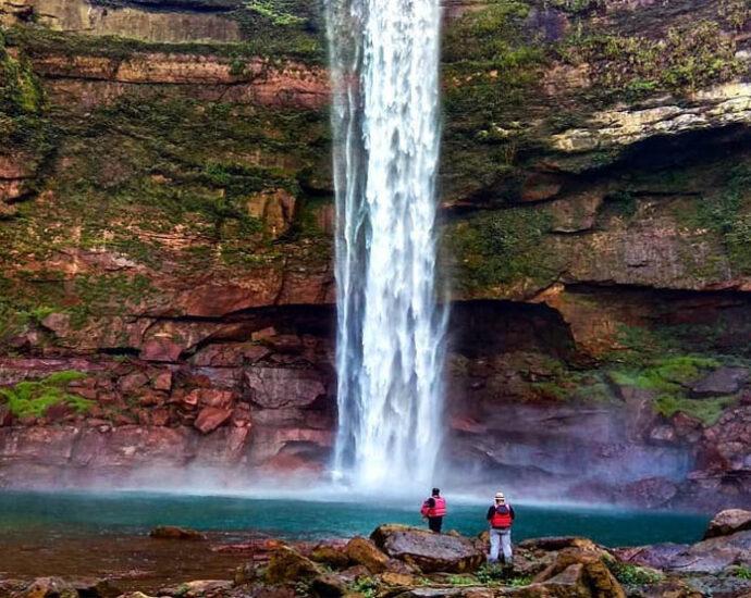 Phe Phe Falls | Sua Ludong Falls| Meghalaya - 2 Mesmerizing Paradise.