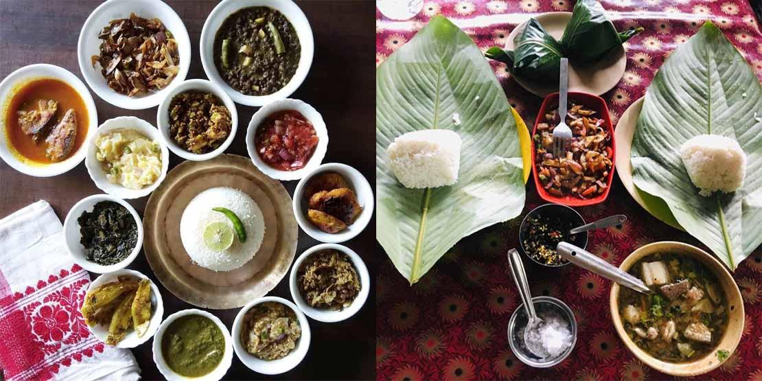 Assamese Cuisines | 8 Ethnic Resturaunts in Guwahati