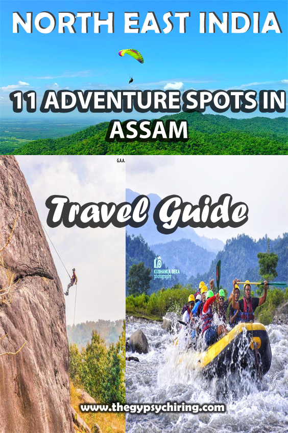 Adventure in Assam