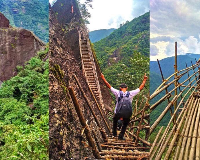 Wahkhen Hills and Bamboo Trail Trek: India's own Hawaii in Meghalaya