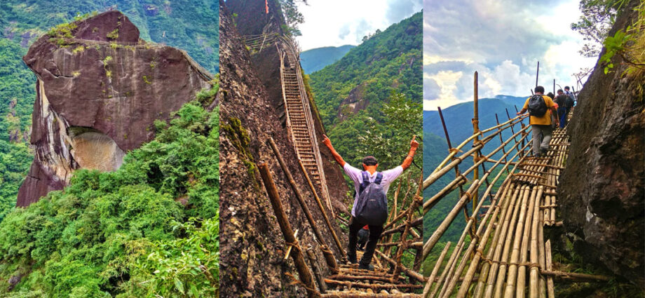 Bamboo Trail Meghalaya, Mawrynkhang Trek