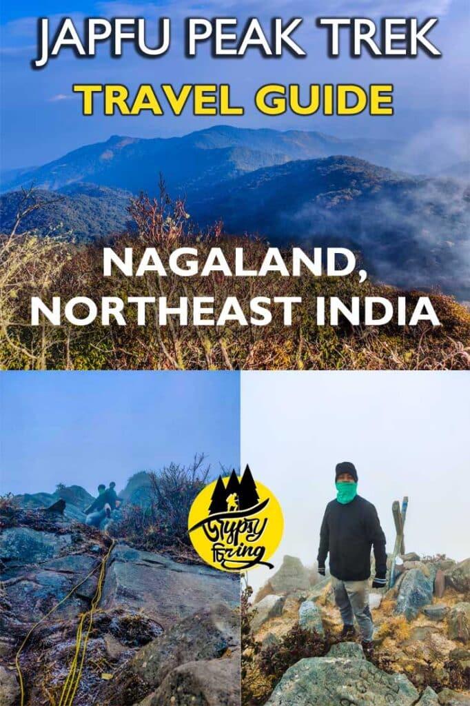 Mt. Japfu Peak Travel Guide