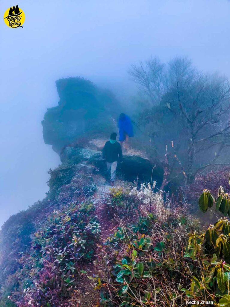 Japhu Peak
