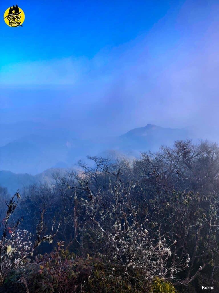 Mt. Japfu Range Nagaland