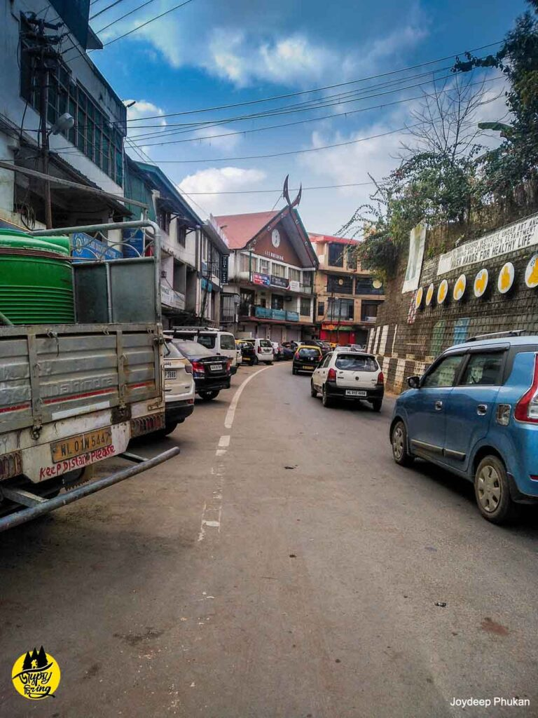 Kohima Street