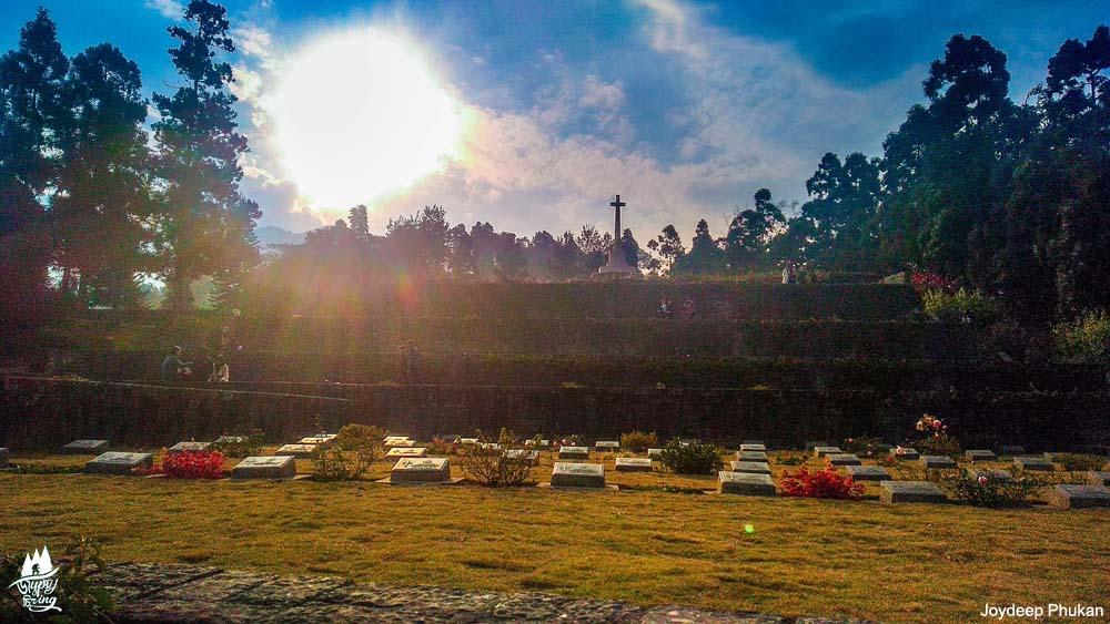 Kohima War Cemetery, Nagaland