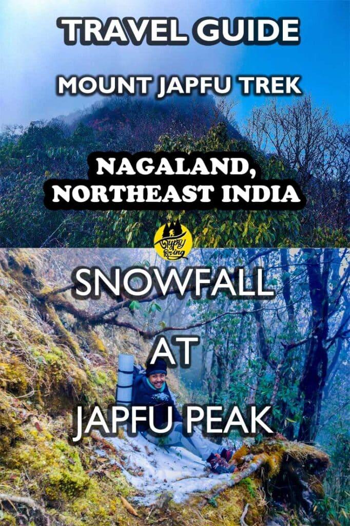 Mt. Japfu Peak Trek - Travel Guide