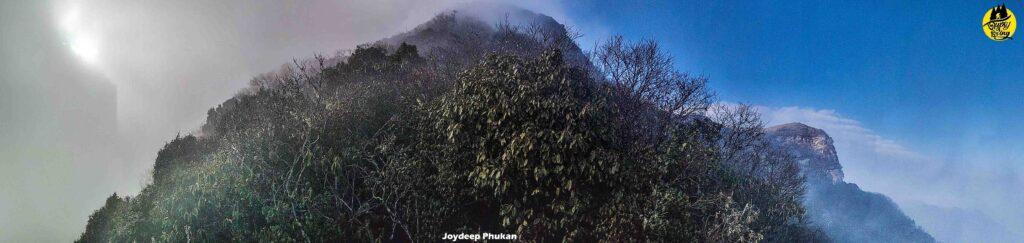 Mount Japfu Peak
