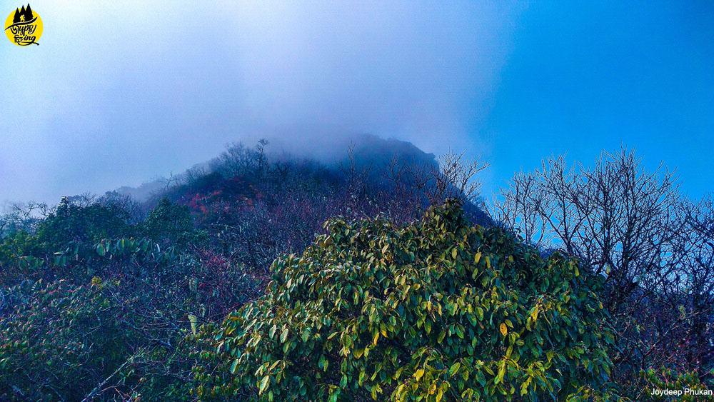 Mount Japhu, Japhu Peak in Nagaland