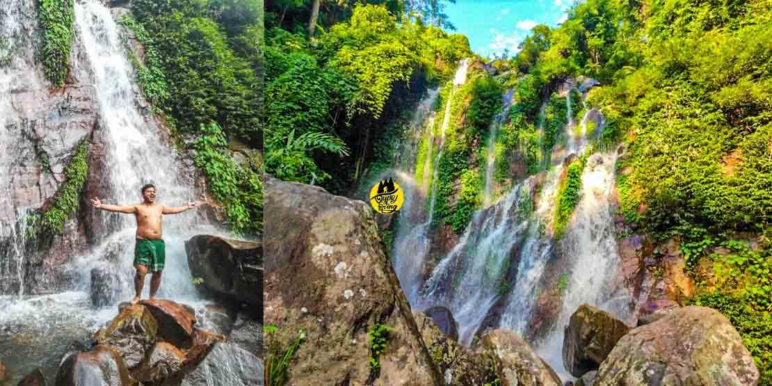 Tokolangso Waterfall